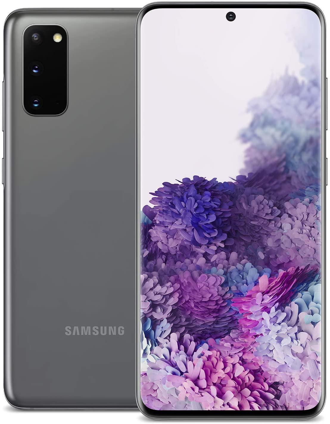 best unlocked smartphones - samsung s20