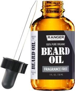 beard oil no scent