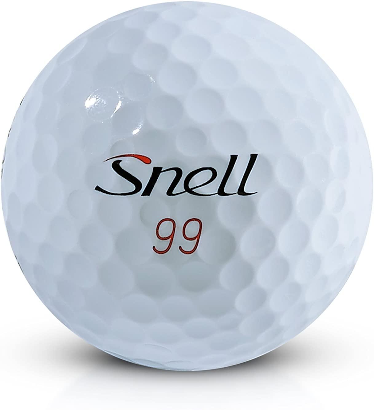 best golf balls of 2020 - snell