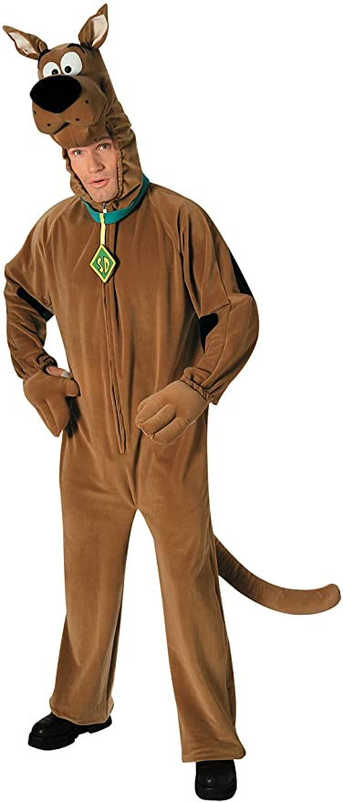 Scooby too halloween costume