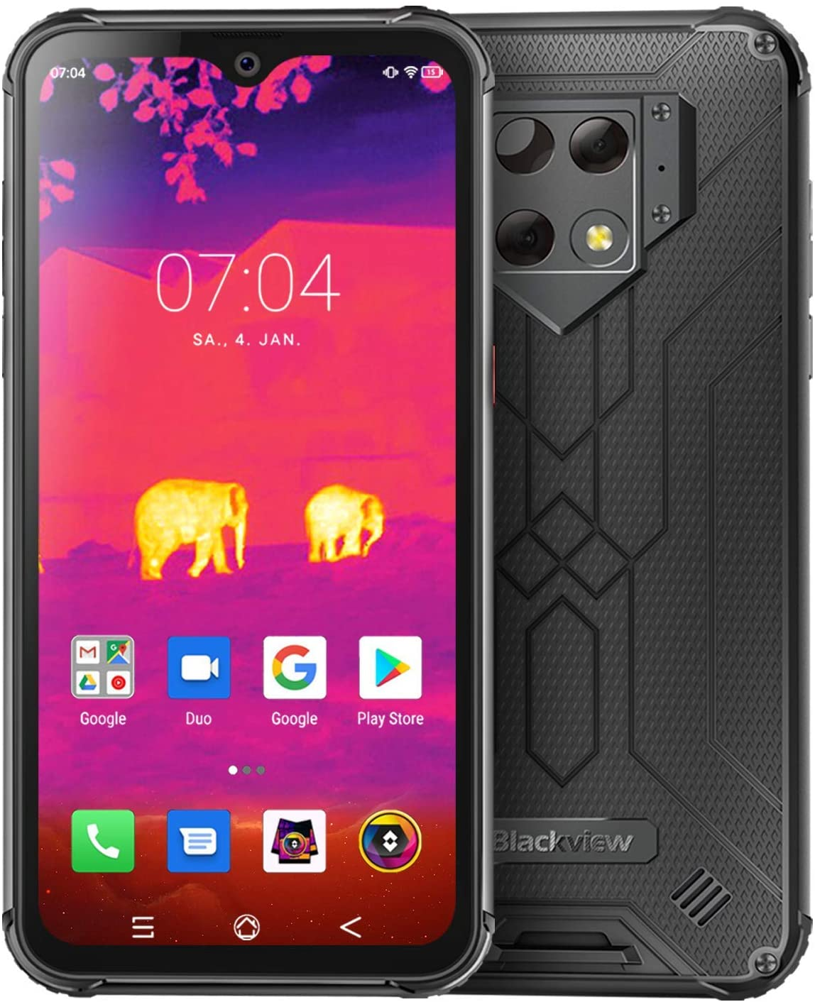 Blackview BV9800 Pro - best unlocked smartphones of 2020