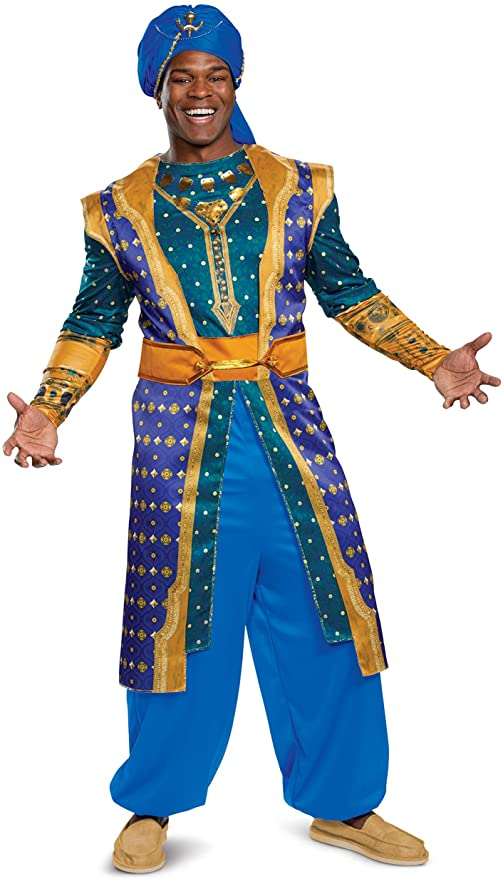 Disney Men's Genie Costume