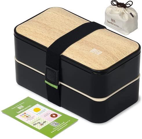bamboo bento box