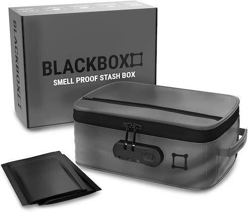 blackbox stash box best weed storage