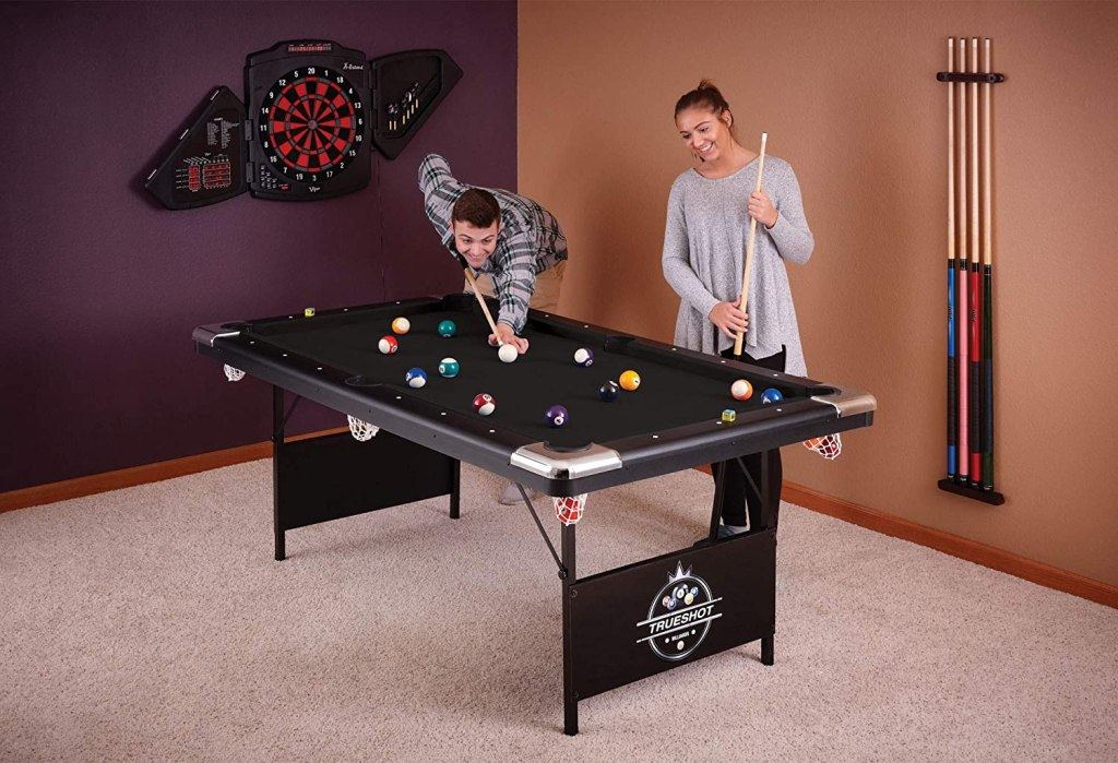 Spy The Best Billiard Pool Tables For Every Kind Of Home Including Small Apartments