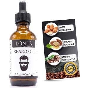 L'Onuâ Coffee Rage Scented Beard Oil