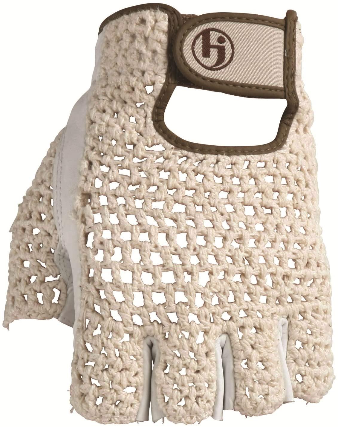 HJ Original Half Finger Golf Glove