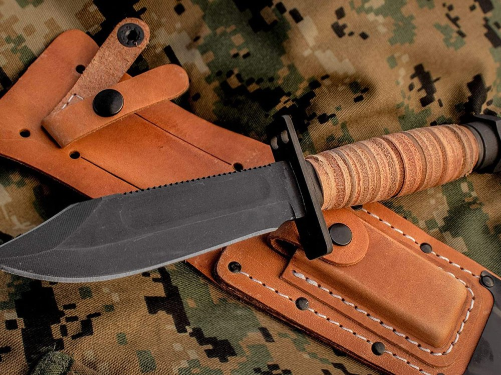 These 13 Survival Knives Will Help You Prepare for the Outdoors' Worst