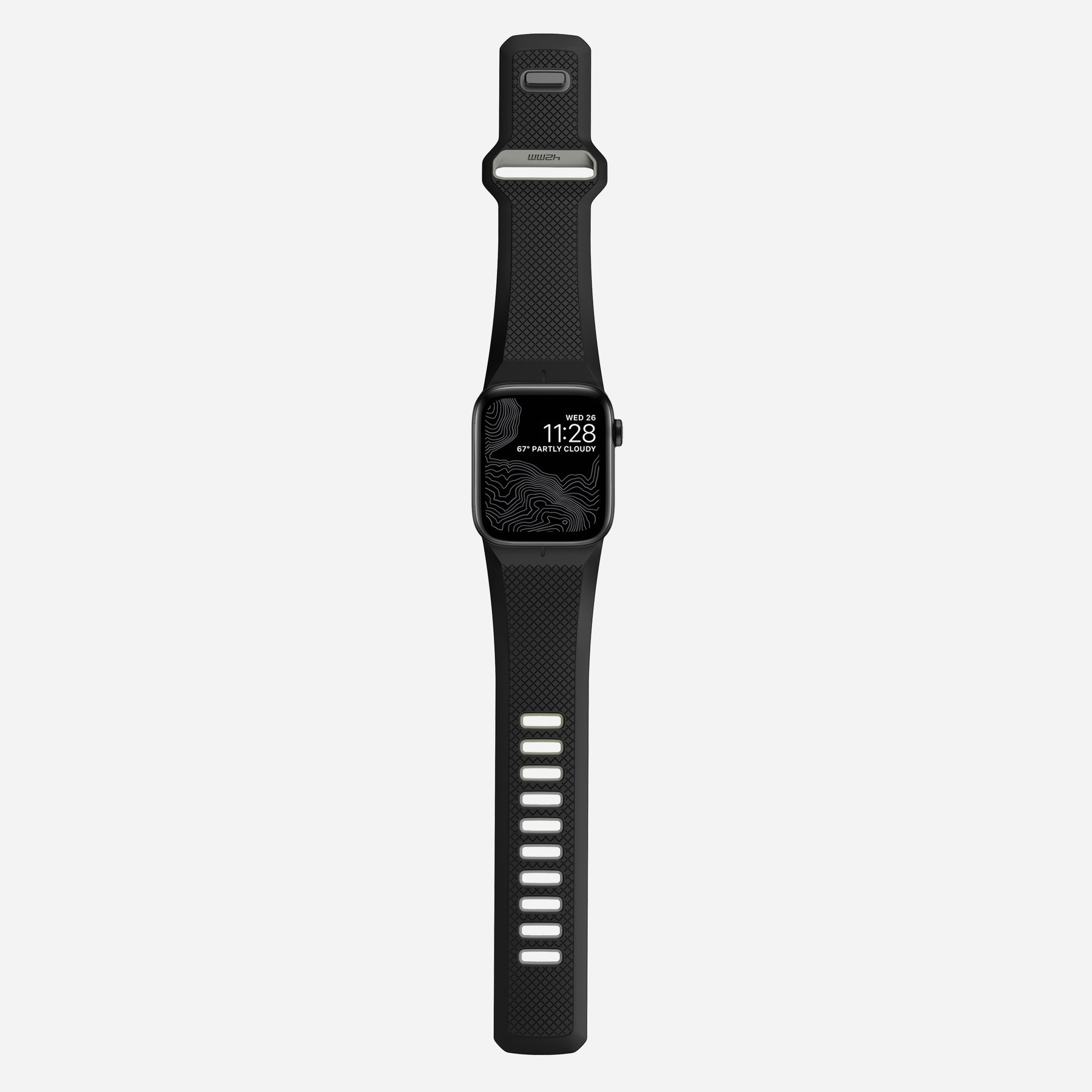 Nomad water proof watch strap