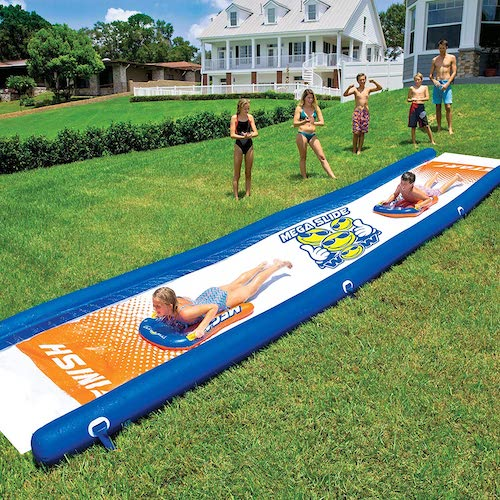 World of Watersports Water Slide with High Side Walls