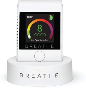 breathe air quality monitor, best air quality monitor