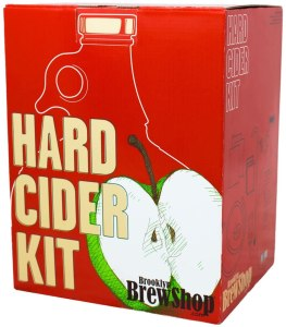 Brooklyn Brew Shop Hard Cider Making Kit