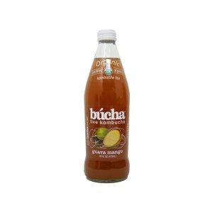 bucha live kombucha organic probiotic tea