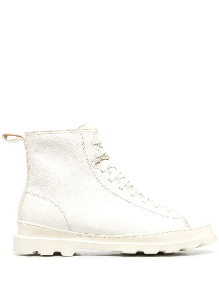 Camper Brutus Lace-Up Boots, best combat boots