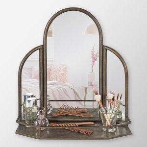 vanity mirror shelf, best mirror shelves, mirror shelf