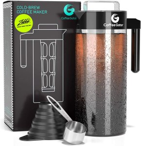 coffee gator cold brew maker