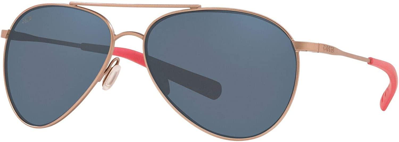 Costa Del Mar Men's Piper aviator sunglasses