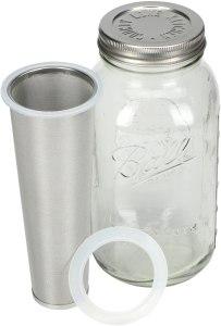 county line kitchen mason jar
