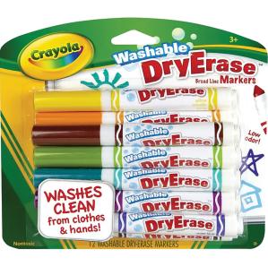 crayola washable dry erase