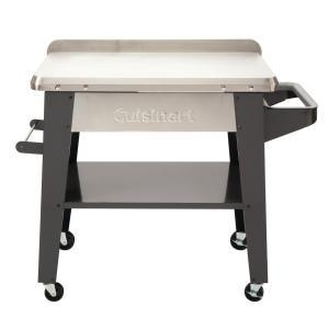 cuisinart outdoor prep table