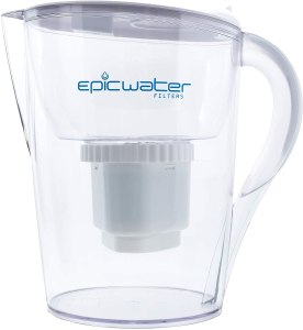 water filter pitchers epic pure water
