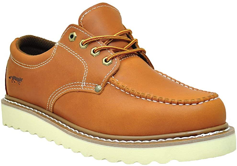 Golden Fox Work Shoe