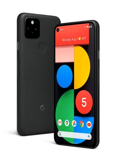Google Pixel 5 waterproof phone