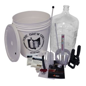 Home Brew Ohio Gold Complete Beer Equipment Kit