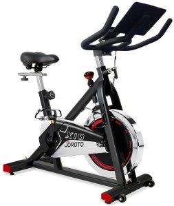 JOROTO exercise bike, best cycling bikes on Amazon