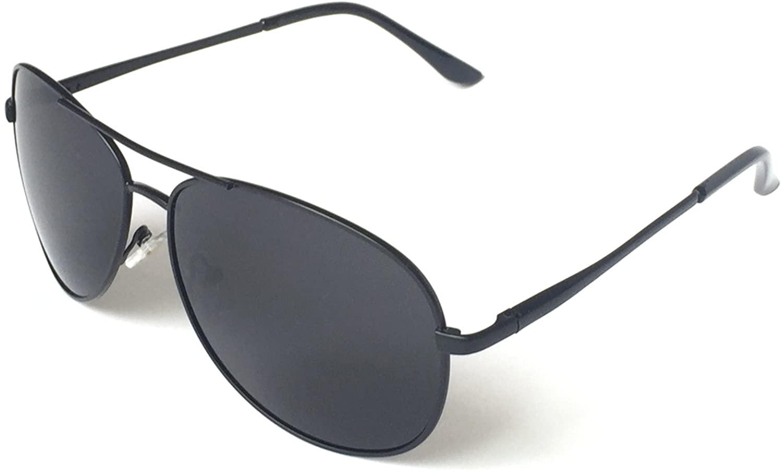 J+S classic aviator sunglasses
