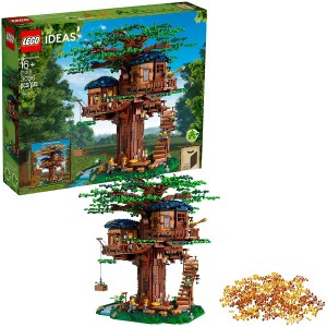 LEGO treehouse, best LEGO sets for adults