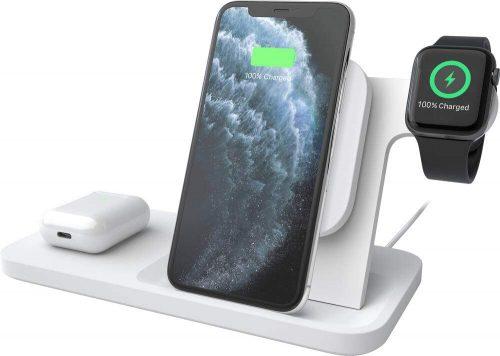 Logitech Powered 3-in-1 Wireless Charging Dock