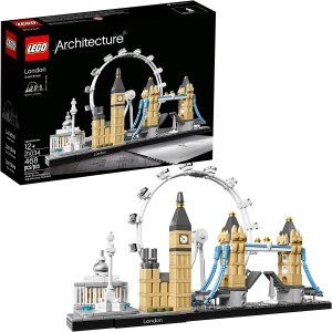 LEGO Architecture London Skyline Collection, best LEGO sets for adults