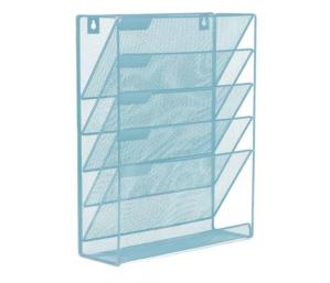 mind reader mesh paper organizer