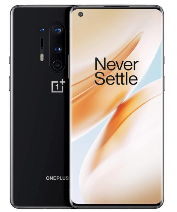 OnePlus 8 Pro waterproof phone