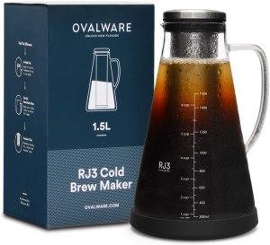 ovalware rj3 brewing glass