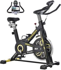 PYHIGH indoor cycling bike, best cycling bikes on Amazon