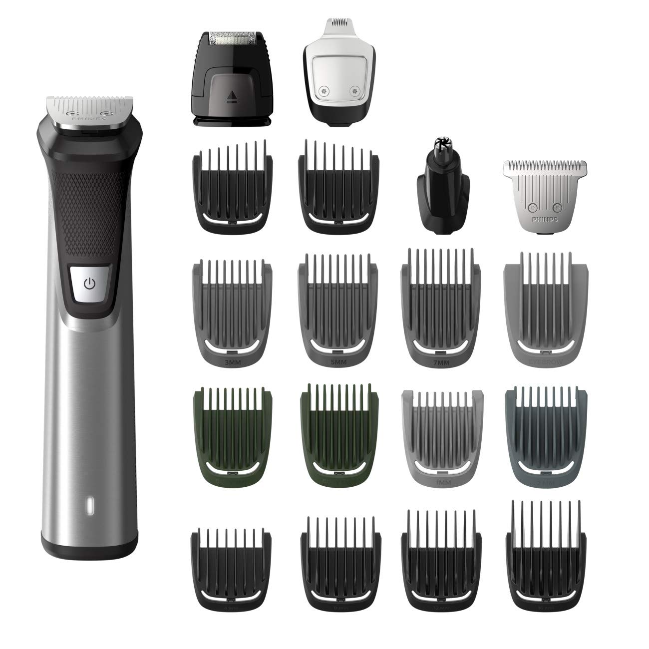 best men's hair clippers philips norelco hair cutting kit