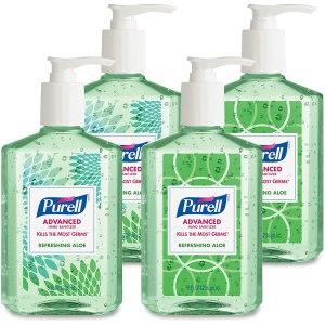Purell advanced hand sanitizer, hand sanitizers