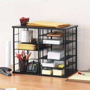 desk shelves rubbermaid