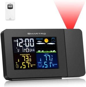 smartro sc91 projection alarm clock