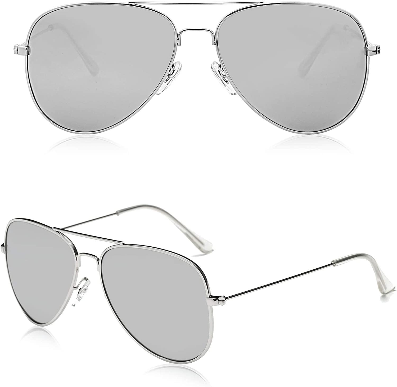 SOJOS classic aviator sunglasses