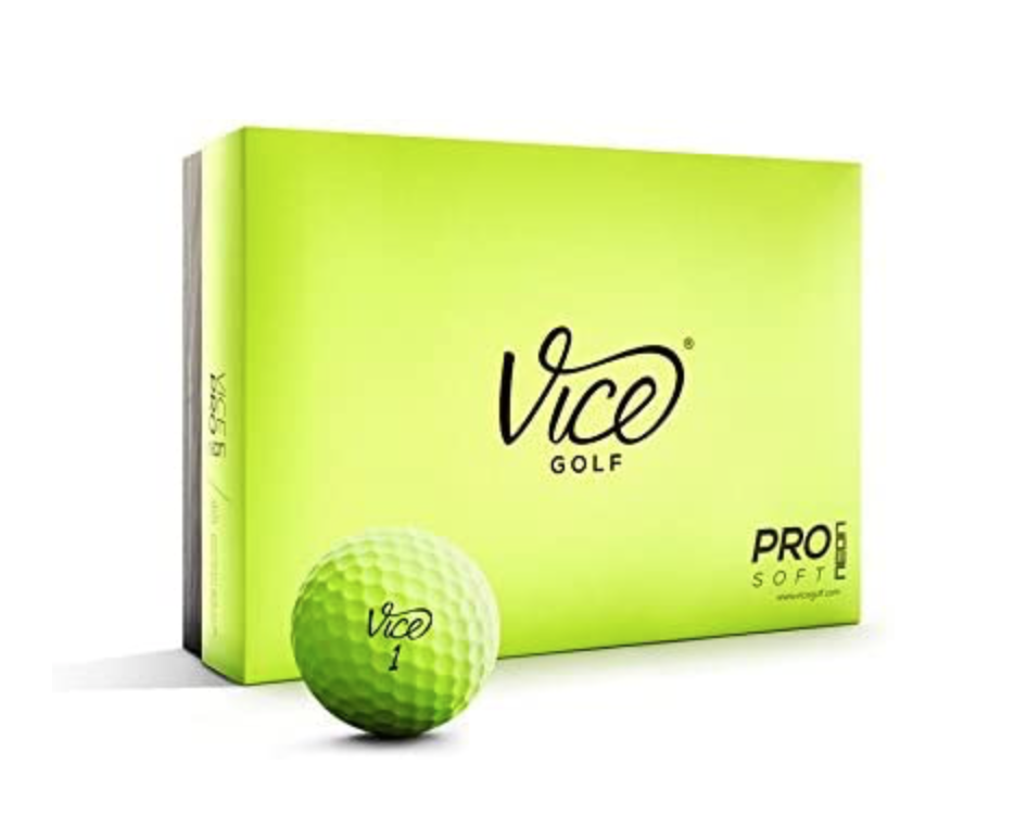 best golf balls - vice pro soft