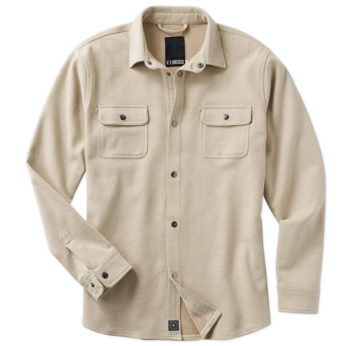 best golf shirts for men - linksoul long sleeve shirt