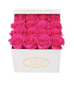 small square venus et fleur arrangement, flower delivery services
