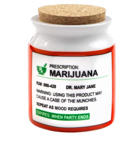 novelty marijuana jar best weed storage