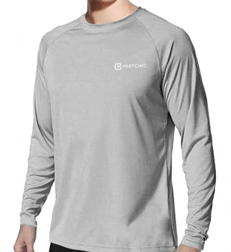 Pretchic UPF 50+ Swim Shirt