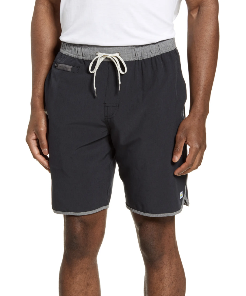 Vuori Banks Hybrid Swim Shorts