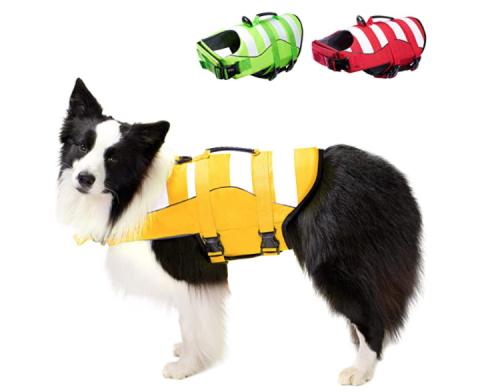 Superior Buoyancy Dog Life Jacket