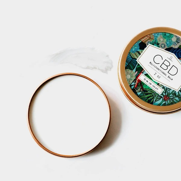 Shea Brand CBD Muscle, Joint and Skin Balm